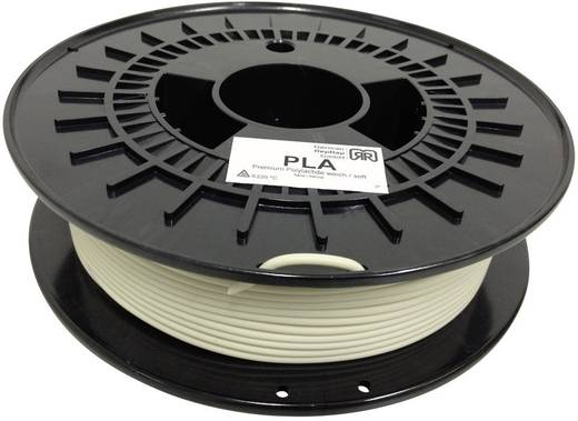 Filament German RepRap 100260 PLA 3 mm Natur (weich) 750 g