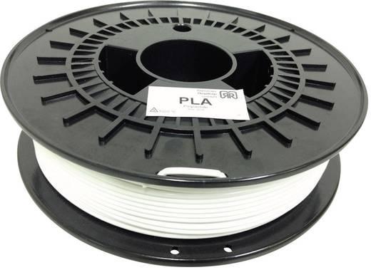 Filament German RepRap 100249 PLA 3 mm Weiß 750 g