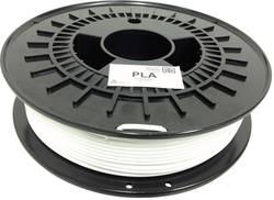 Náplň pro 3D tiskárnu, German RepRap 100249, PLA, 3 mm, 750 g, bílá