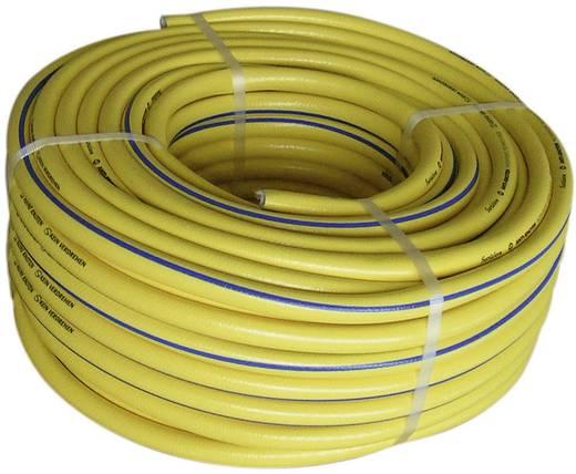 Gartenschlauch 12.5 mm 1/2 Zoll 30 m Gelb Sanifri 470010051