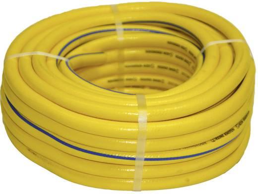 Gartenschlauch 12.5 mm 1/2 Zoll 20 m Gelb Sanifri 470010050