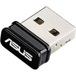 USB 2.0 Wi-Fi adaptér Asus USB-N10 Nano, 150 Mbit/s