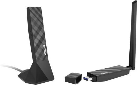 WLAN Stick USB 3.0 1.2 Gbit/s Asus USB-AC56