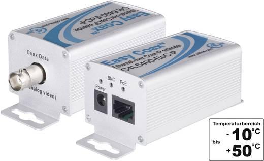2-er Set Netzwerkverlängerung Renkforce Koax Reichweite (max.): 1500 m 100 MBit/s