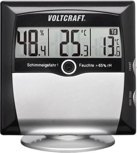VOLTCRAFT MS-10 Luftfeuchtemessgerät (Hygrometer) 1 % rF 99 % rF Taupunkt-/Schimmelwarnanzeige