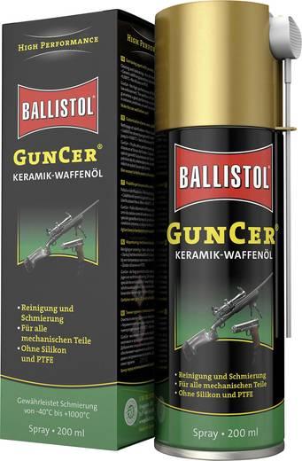 Ballistol 22166 GunCer Waffenöl 200 ml