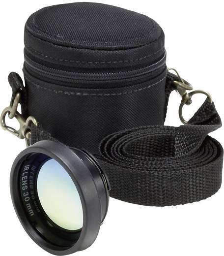 FLIR 1196961 Objektiv 30 mm, 15° Sichtfeld, inkl. Schutzhülle, Passend für (Details) Flir Exx-Serie, Flir Txxx-Serie, Fl