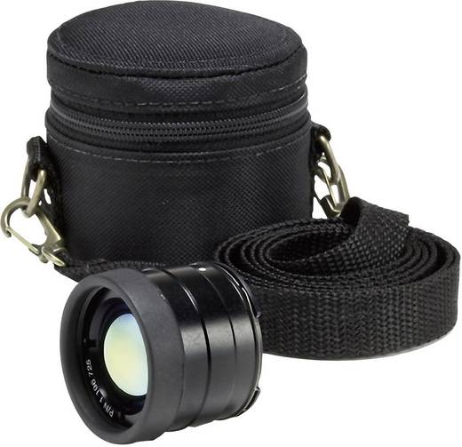 FLIR 1196960 Objektiv 10 mm, 45° Sichtfeld inkl. Schutzhülle, Passend für (Details) Flir Exx-Serie, Flir Txxx-Serie, Fli