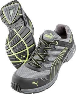 Bezpečnostná obuv S1P PUMA Safety FUSE MOTION GREEN LOW HRO SRA 642520, veľ.: 43, čierna, sivá, žltá, 1 pár