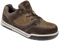 Chaussures basses de sécurité S3 Taille: 47 Albatros ESD 641970 coloris marron 1 paire
