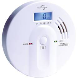 Detektor úniku oxidu uhoľnatého (CO) Protector 20565, na batérie
