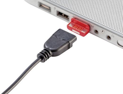 magneticUSB 2.0 Kabel USB 2.0 Mini-B USB 2.0 Stecker Typ A auf USB 2.0 Stecker Mini-B Rosenberger Inhalt: 1 St.