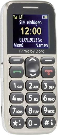 Primo by DORO 215 Senioren-Handy Ladestation Beige