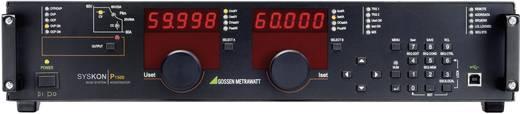 Labornetzgerät, einstellbar Gossen Metrawatt SYSKON P4500 0 - 60 V/DC 0 - 180 A 4500 W USB, RS-232 programmierbar, Master/Slave-Funktion Anzahl Ausgänge 1 x Kalibriert nach DAkkS