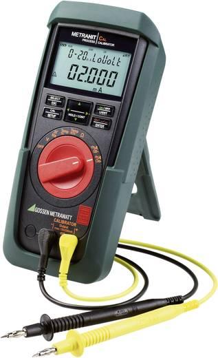 Gossen Metrawatt METRAHIT CAL Kalibrator Spannung, Strom 2x Mignon-Batterie AA (enthalten) Kalibriert nach DAkkS