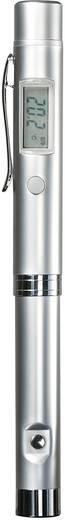 Infrarot-Thermometer VOLTCRAFT IR-250-1LED Optik 1:1 -33 bis +250 °C Pyrometer, LED-Taschenlampe Kalibriert nach: Werkss