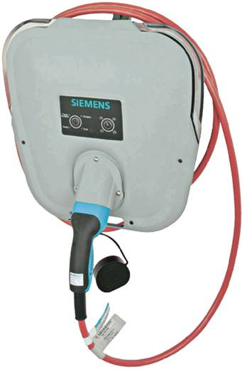 eMobility Ladestation Siemens SENTRON Typ 2 Mode 3 20 A