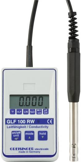 Kombi-Messgerät Greisinger GLF 100RW Leitfähigkeit, Temperatur 0.000 - 100.0 µS Kalibriert nach Werksstandard (ohne Zert