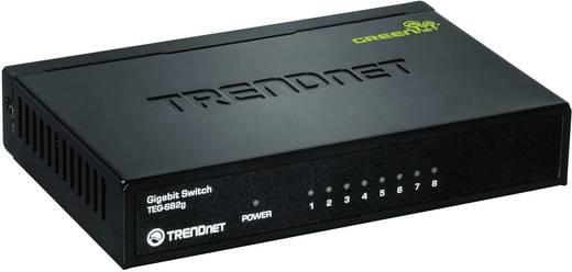 Netzwerk Switch RJ45 TrendNet TEG-S82G 8 Port 1 GBit/s