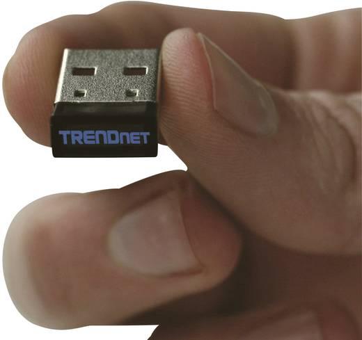 Bluetooth®-Stick 2.1 +EDR TrendNet TBW-107UB