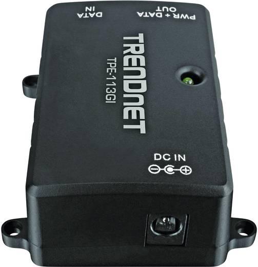 TrendNet TPE-113GI PoE Injektor 1 Gbit/s IEEE 802.3af (12.95 W)