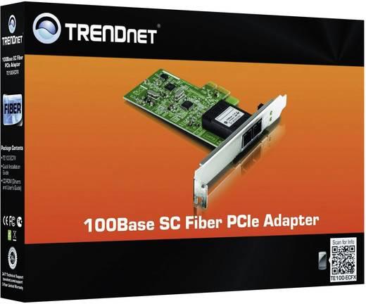 SFP-Transceiver-Modul 100 MBit/s 2 km TrendNet TE100-ECFXL