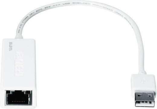 Netzwerkadapter 100 MBit/s TrendNet TU2-ET100 LAN (10/100 MBit/s), USB 2.0