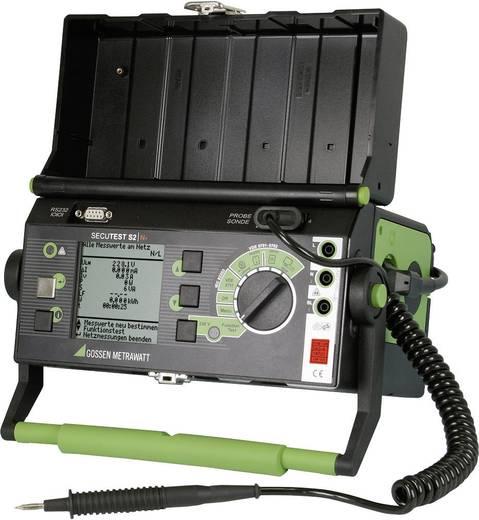 Gossen Metrawatt SECUTEST S2N+ Gerätetester DIN VDE 0701/0702/0751 Kalibriert nach DAkkS