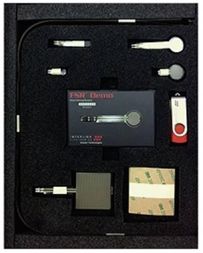 Drucksensoren-Entwicklungskit 1 Set Interlink 54-76247