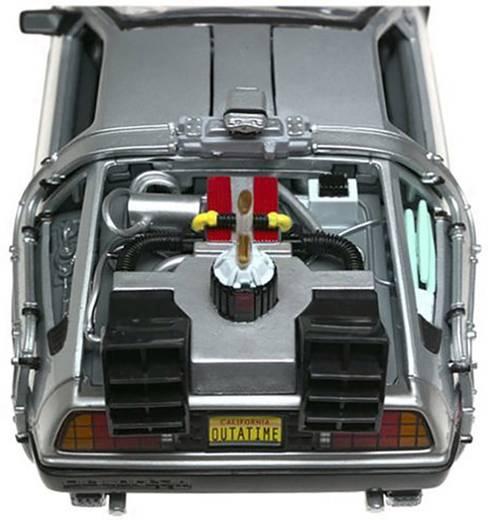 1:24 Modellauto De Lorean Zurück in die Zukunft Teil 2 1:24