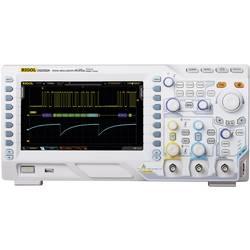 Digitálny osciloskop Rigol DS2302A, 300 MHz, 2-kanálová, Kalibrované podľa (ISO)
