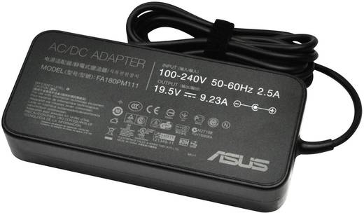 Notebook-Netzteil Asus 90XB00EN-MPW000 180 W 19.5 V/DC 9.23 A
