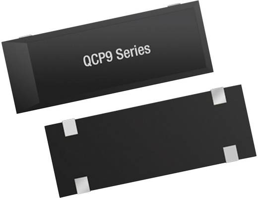 Quarzkristall Qantek QCP94.09600F18B35R SMD-4 4.09600 MHz 18 pF 12.5 mm 4.6 mm 3.7 mm