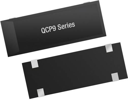 Quarzkristall Qantek QCP912.0000F18B35R SMD-4 12.0000 MHz 18 pF 12.5 mm 4.6 mm 3.7 mm