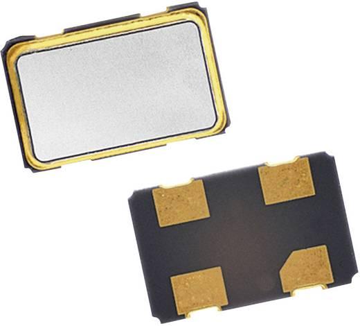 Quarzoszillator Qantek QX533A24.57600B15M SMD HCMOS 24.576 MHz 5 mm 3.2 mm 1.3 mm