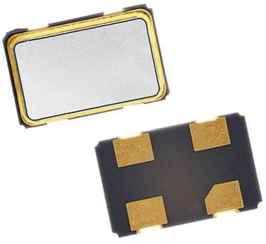 Quarzoszillator Qantek QX533A25.00000B15M SMD HCMOS 25.000 MHz 5 mm 3.2 mm 1.3 mm