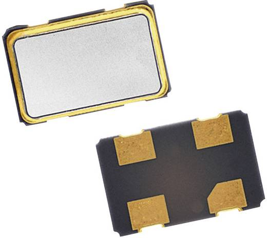 Quarzoszillator Qantek QX533A40.00000B15M SMD HCMOS 40.000 MHz 5 mm 3.2 mm 1.3 mm