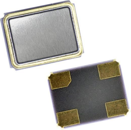 Quarzoszillator Qantek QX333A24.57600B15M SMD HCMOS 24.576 MHz 3.2 mm 2.5 mm 1.2 mm