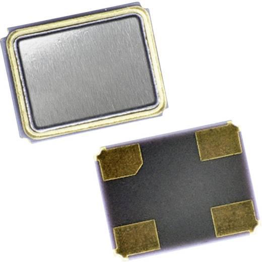 Quarzoszillator Qantek QX333A25.00000B15M SMD HCMOS 25.000 MHz 3.2 mm 2.5 mm 1.2 mm