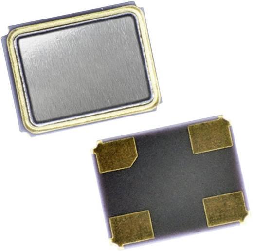 Quarzoszillator Qantek QX233A24.57600B15M SMD HCMOS 24.576 MHz 2.5 mm 2 mm 0.95 mm