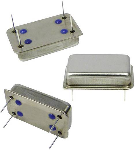 Quarzoszillator Qantek QX14T50B4.915200B50TT DIP-14 HCMOS 4.915 MHz 20.8 mm 13.2 mm 5.08 mm