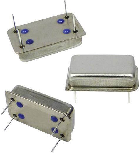 Quarzoszillator Qantek QX14T50B14.74560B50TT DIP-14 HCMOS 14.745 MHz 20.8 mm 13.2 mm 5.08 mm