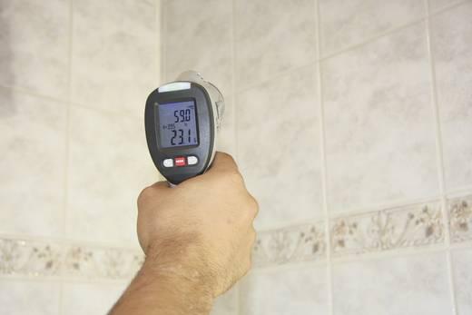 Infrarot-Thermometer VOLTCRAFT IR-SCAN-350RH/2 Optik 20:1 -50 bis +380 °C Pyrometer, Taupunktscanner Kalibriert nach: We