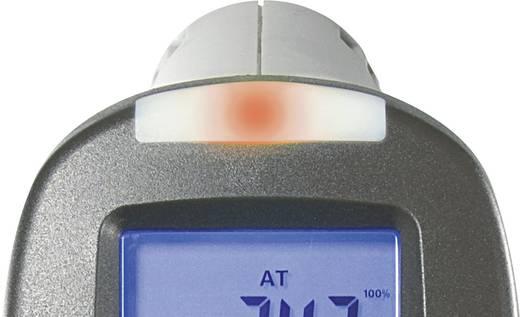 Infrarot-Thermometer VOLTCRAFT IR-SCAN-350RH Optik 12:1 -50 bis +350 °C Pyrometer, Taupunktscanner Kalibriert nach: Werk
