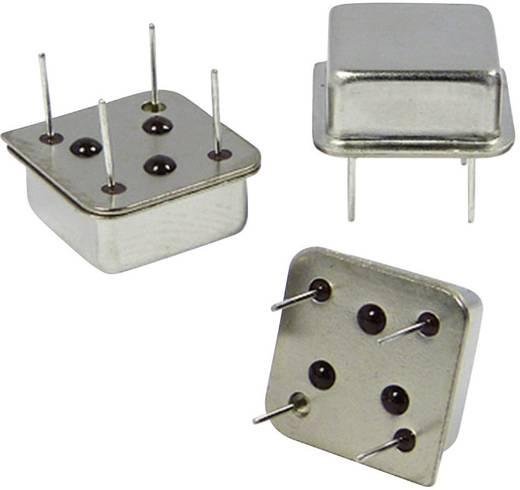 Quarzoszillator Qantek QX8T50B10.00000B50TT DIP-8 HCMOS 10.000 MHz 13.21 mm 13.21 mm 5.08 mm