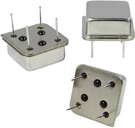 Quarzoszillator Qantek QX8T50B16.38400B50TT DIP-8 HCMOS 16.384 MHz 13.21 mm 13.21 mm 5.08 mm