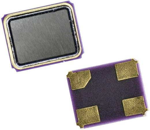 Quarzkristall EuroQuartz 20.000MHz X22/30/30/-40+85/12pF SMD-4 20.000 MHz 12 pF 2.5 mm 2 mm 0.6 mm