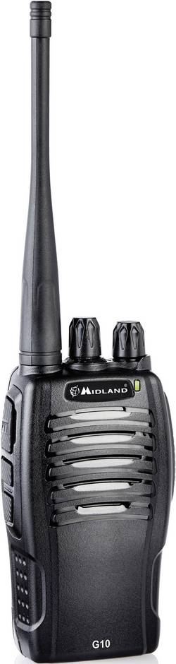 PMR radiostanice Midland G10 C1107