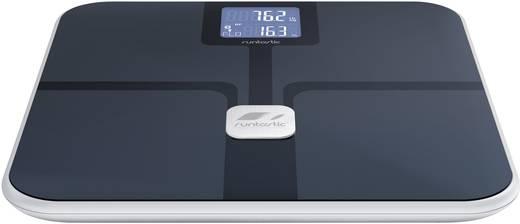 Körperanalysewaage Runtastic LIBRA Wägebereich (max.)=150 kg Schwarz