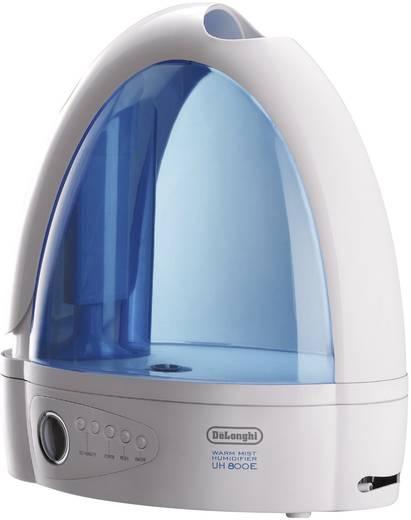 Warmluftbefeuchter 40 m² 260 W Weiß-Blau DeLonghi UH 800 E